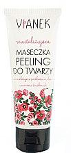 Parfumuri și produse cosmetice Mască-peeling regeneratoare pentru față - Vianek Mask