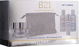 Parfumuri și produse cosmetice Set - Orlane B21 Extraordinaire Absolute Youth Set (f/cr/50 ml + lot/50ml + cleanser/50ml + ser/7.5 ml + bag)