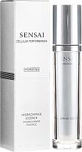 Parfumuri și produse cosmetice Esență pentru față - Kanebo Sensai Cellular Performance Hydrachange Essence