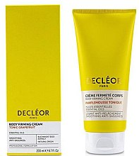Parfumuri și produse cosmetice Cremă pentru corp - Decleor Tonic Grapefruit Body Firming Cream