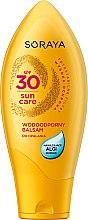 Parfumuri și produse cosmetice Balsam hidratant pentru protecție solară rezistent la apă - Soraya Sun Care Waterproof Sun Balm SPF30