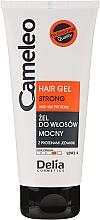 Parfumuri și produse cosmetice Gel de păr cu fixare puternică - Delia Cosmetics Cameleo Hair Gel Strong