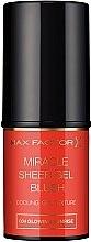Parfumuri și produse cosmetice Fard de obraz, stick - Max Factor Miracle Sheer Gel Blush Stick