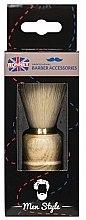 Parfumuri și produse cosmetice Perie pentru bărbierit - Ronney Professional RAB 00004