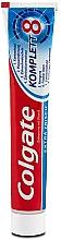 """Parfumuri și produse cosmetice Pastă de dinți """"Extra prospețime"""" - Colgate Toothpaste Complete 8 Extra Fresh"""