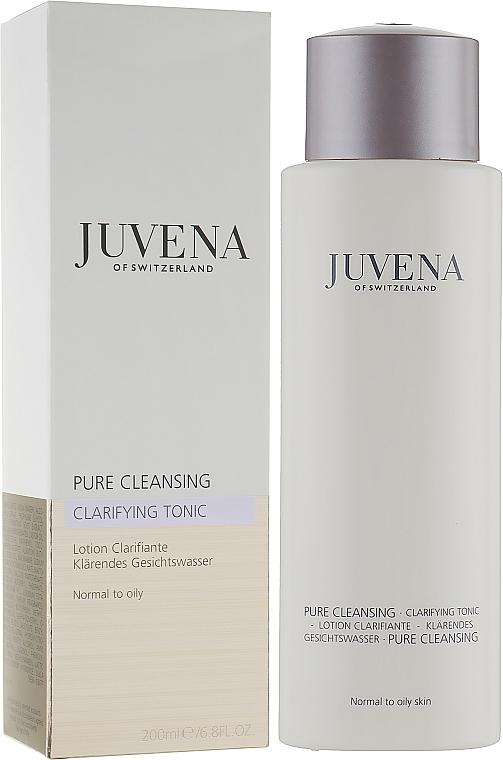 Soluție tonică pentru ten normal și gras - Juvena Pure Cleansing Clarifying Tonic — Imagine N1