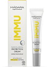 Parfumuri și produse cosmetice Cremă de protecție pentru zona nasului și gurii - Madara Cosmetics IMMU Nasolabial Protection Cream