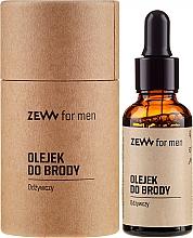 Parfumuri și produse cosmetice Ulei nutritiv pentru barbă - Zew For Men Nourishing Beard Oil
