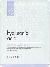 Parfumuri și produse cosmetice Mască de față - It's Skin Hyaluronic Acid Moisture Mask Sheet