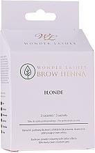 Parfumuri și produse cosmetice Henna pentru sprâncene - Wonder Lashes Brow Henna