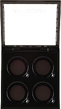 Parfumuri și produse cosmetice Paletă pentru fard de ochi, goală - Anastasia Beverly Hills 4 Eye Palette