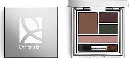 Parfumuri și produse cosmetice Paletă farduri de ochi - Dr Irena Eris Perfect Look Eyeshadow Palette