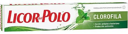 Pastă de dinți - Licor Del Polo Clorofila Toothpaste — Imagine N1