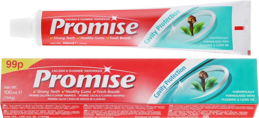 """Pastă de dinți """"Protecție împotriva cariilor"""" - Dabur"""