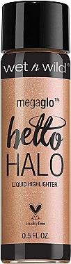 Iluminator lichid pentru ochi - Wet N Wild MegaGlo Hello Halo Liquid Highlighter
