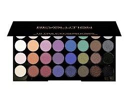 Parfumuri și produse cosmetice Paleta fard de ochi, 32 nuanțe - Makeup Revolution Ultra 32 Shade Palette Mermaids Forever