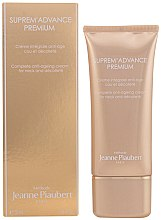 Parfumuri și produse cosmetice Cremă pentru față și decolteu - Methode Jeanne Piaubert Suprem Advance Premium Complete