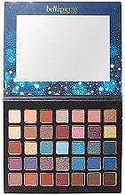 Parfumuri și produse cosmetice Paletă farduri de ochi - Bellapierre All-Stars Eyeshadow Palette