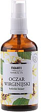 "Parfumuri și produse cosmetice Hidrolat ""Gammammelis"" - Mohani Natural Spa Hamamelis Hydrolate"