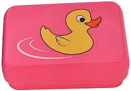Parfumuri și produse cosmetice Săpunieră pentru copii, 6024, roz - Donegal