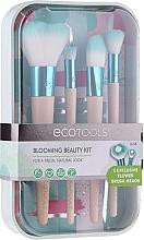 Parfumuri și produse cosmetice Set pensule pentru machiaj - EcoTools Blooming Beauty Kit
