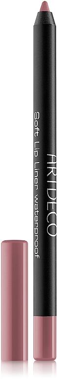 Creion impermeabil pentru buze - Artdeco Soft Lip Liner Waterproof