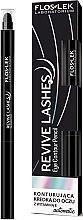 Parfumuri și produse cosmetice Creion de ochi dermatograf automat cu vitamina E - Floslek Revive Lashes Eye Contour Pencil