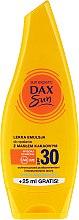 Parfumuri și produse cosmetice Emulsie cu ulei de cacao pentru corp - Dax Sun Body Emulsion SPF 30