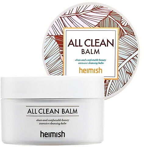 Ulei hidrofil - Heimish All Clean Balm Travel Size (mini)