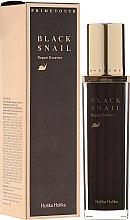 Parfumuri și produse cosmetice Esență pentru față cu efect de restabilire - Holika Holika Prime Youth Black Snail Repair Essence