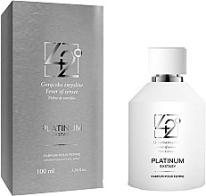 Parfumuri și produse cosmetice 42° by Beauty More Platinum Extasy Pour Femme - Apă de parfum