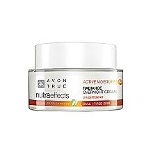 Parfumuri și produse cosmetice Cremă de noapte revigorantă pentru față - Avon True Nutraeffects Active Moisture Face Cream