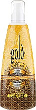 Parfumuri și produse cosmetice Lapte pentru bronzare - Oranjito Max. Effect Gold Turbo
