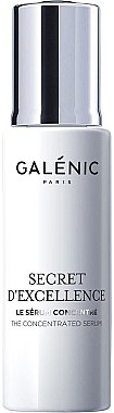 Ser facial - Galenic Secret D'Excellence Concentrated Serum — Imagine N1