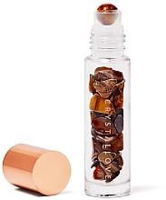 """Parfumuri și produse cosmetice Flacon cu cristale """"Ochi de tigru"""", 10 ml - Crystallove"""