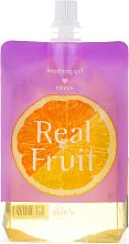 Parfumuri și produse cosmetice Gel regenerant - Skin79 Real Fruit Citrus