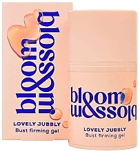 Parfumuri și produse cosmetice Укрепляющий гель для бюста - Bloom & Blossom Wonder Lovely Jubbly Bust Firming Gel