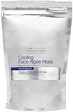 Parfumuri și produse cosmetice Mască alginată pentru față cu rutin și vitamina C - Bielenda Professional Cooling Face Algae Mask (rezervă)