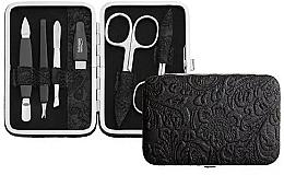 Parfumuri și produse cosmetice Set de manichiură - DuKaS Premium Line PL 126CKR