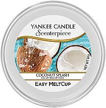 Parfumuri și produse cosmetice Ceară aromatică - Yankee Candle Coconut Splash Scenterpiece Melt Cup