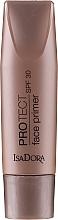Parfumuri și produse cosmetice Bază cu colagen pentru machiaj - Isadora ProTect Face Primer SPF30