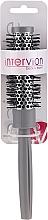 Parfumuri și produse cosmetice Perie Brushing, 499701, 23 mm - Inter-Vion Antistatic