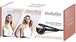 Parfumuri și produse cosmetice Ondulator automat de păr - Babyliss Smooth & Wave C2000E