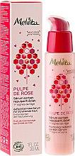 Parfumuri și produse cosmetice Ser-Sorbet pentru față - Melvita Pulpe De Rose Sorbet Serum