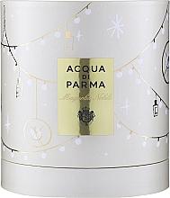 Parfumuri și produse cosmetice Acqua di Parma Magnolia Nobile Set - Set (edp/100ml + bth/gel 75ml + b/cr 75ml)