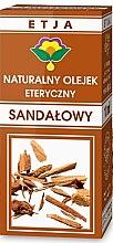 Parfumuri și produse cosmetice Ulei esențial de santal - Etja