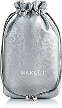 """Parfumuri și produse cosmetice Trusă cosmetică, argintie """"Pretty pouch"""" - Makeup"""