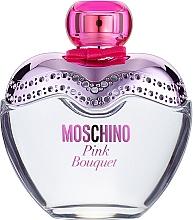 Parfumuri și produse cosmetice Moschino Pink Bouquet - Apa de toaletă