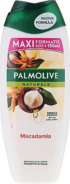 "Gel de duș ""Macadamia"" - Palmolive Naturals Macadamia Shower Gel"