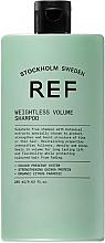 Parfumuri și produse cosmetice Șampon pentru volumul părului - REF Weightless Volume Shampoo